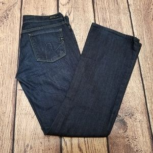 Citizens of Humanity Jeans Bootcut Size 29 | Dark